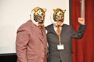 初代タイガーマスクと